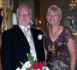 Stephen and Edna Sutton